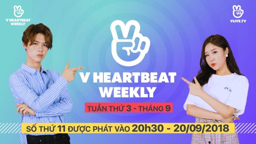 V HEARTBEAT WEEKLY - Tập 11