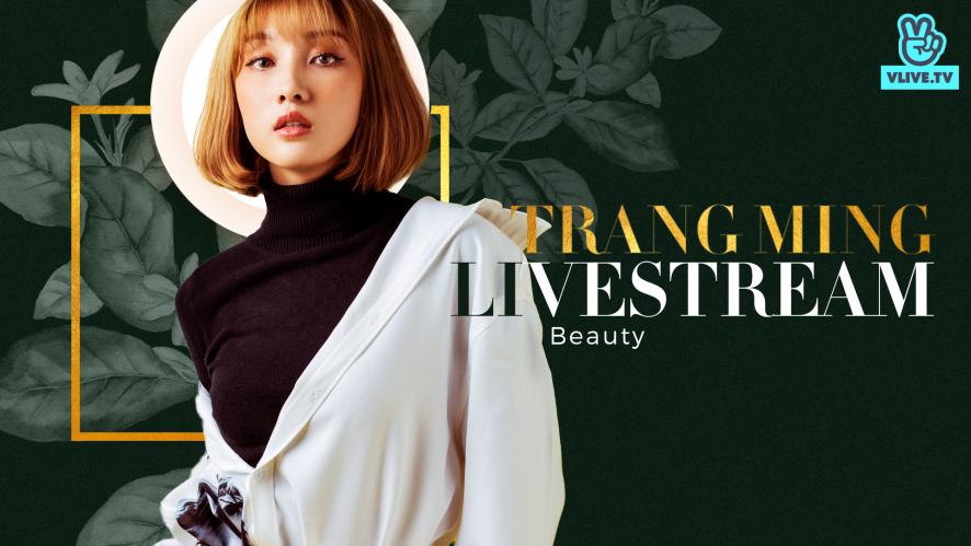 TRANG MING | Mango makeup look