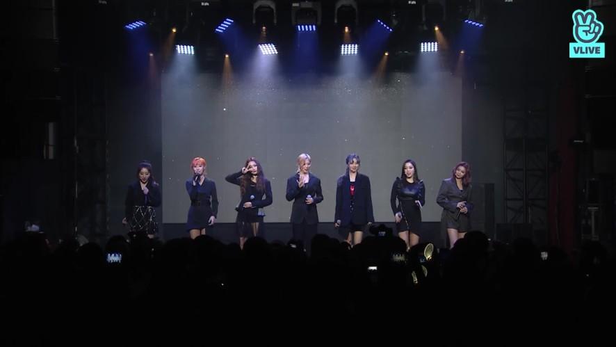 드림캐쳐 Comeback Showcase - wonderland