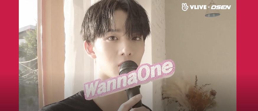 Wanna One 워너원 'Star Road' 하이라이트 07. 배진영