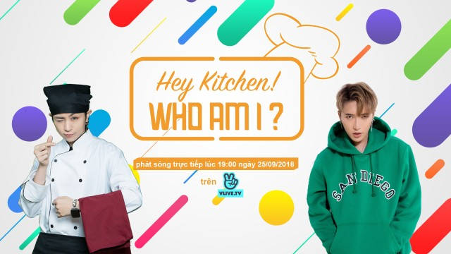 HEY KITCHEN! WHO AM I? with Châu Đăng Khoa