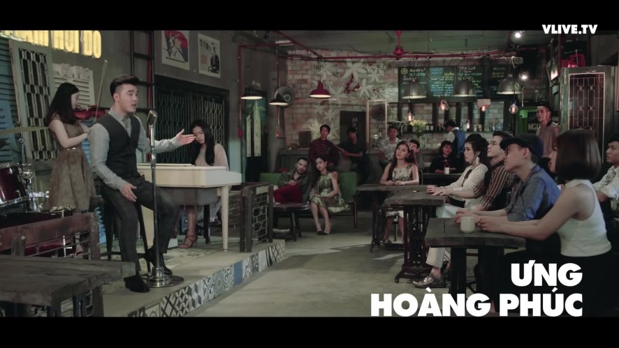 Teaser V Heartbeat LIVE 28/9 cùng Ưng Hoàng Phúc và Phạm Quỳnh Anh