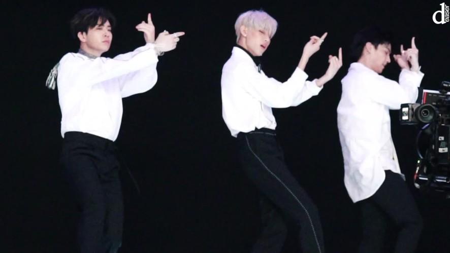 """[ⓓxV] """"달콤하게, 과격하게"""" (JB&MARK&BAMBAM:갓세븐)"""