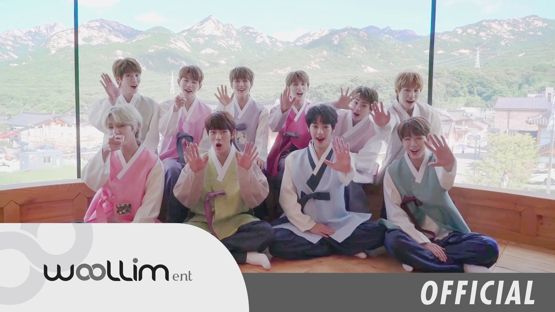 골든차일드(Golden Child) 2018 추석 인사 (Korean Thanksgiving Message)