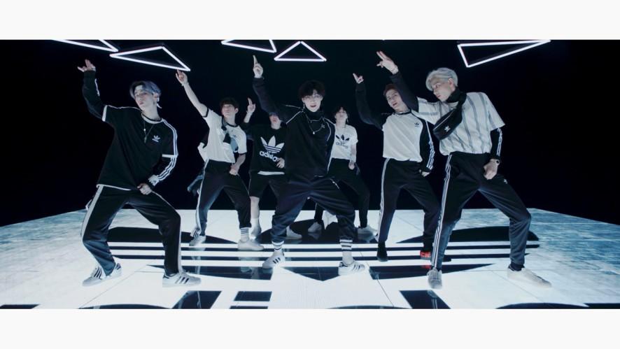 "GOT7(갓세븐) X adidas ""Lullaby"" Performance Video"