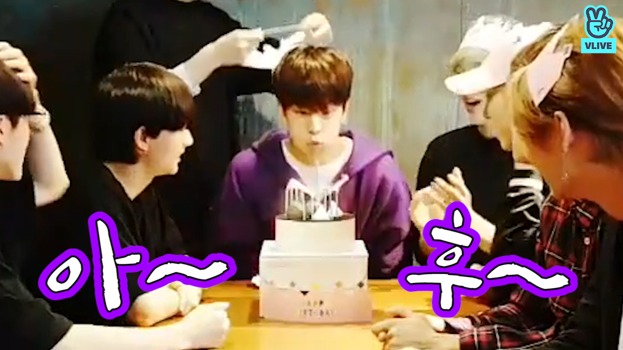 [Stray Kids] 승민이 생일 축하하자. 생일 축하 제대로 해주는 스키즈처럼. (Happy Seungmin Day+1)