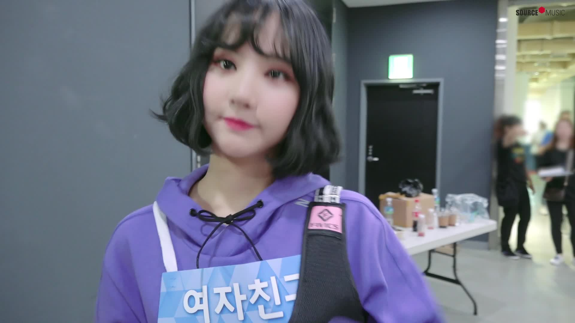 [Special Clips] 여자친구 GFRIEND - 2018 추석 특집 아이돌 육상 대회 behind