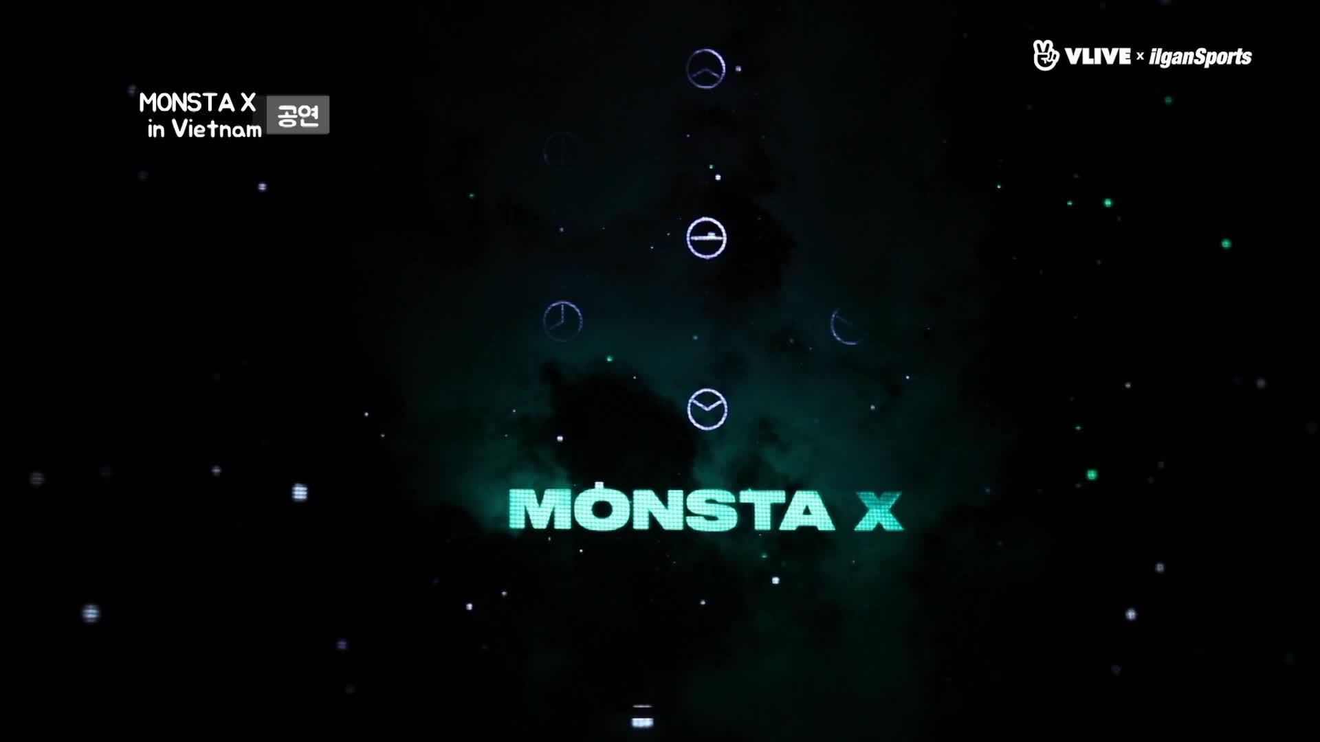 [MONSTA X in Vietnam] 두근두근 드디어 베트남 첫 공연과 대기실 비하인드