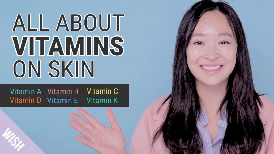 All About Vitamin from Vitamin E Benefits and More | Why is Vitamins for Skin Important