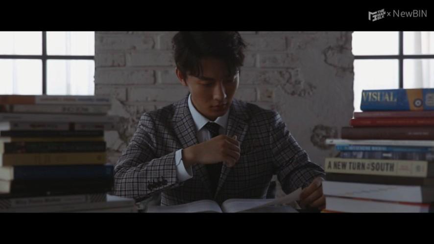 [더 맨 블랙 THE MAN BLK] 윤준원 Yoon Jun Won 영상 프로필