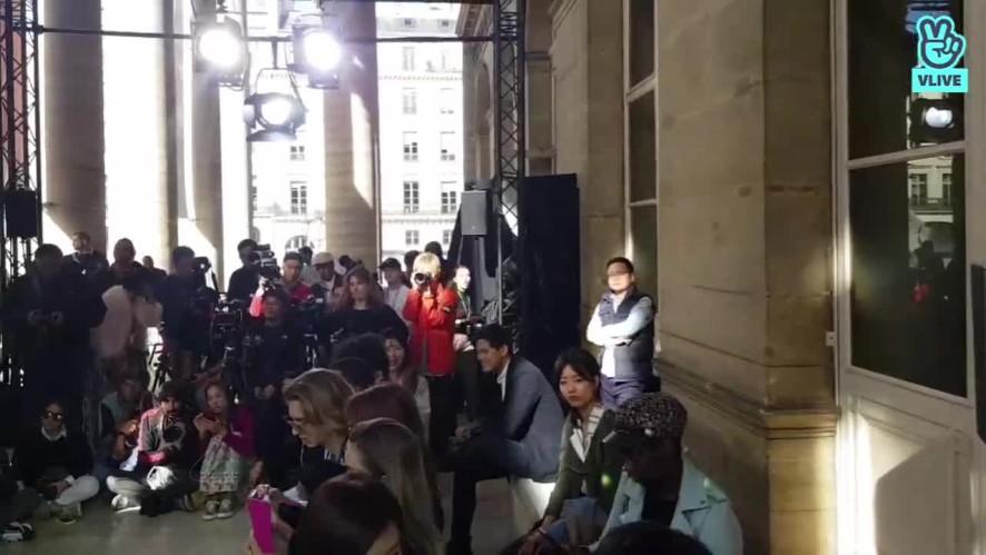 Paris FashionWeek K Fashion project