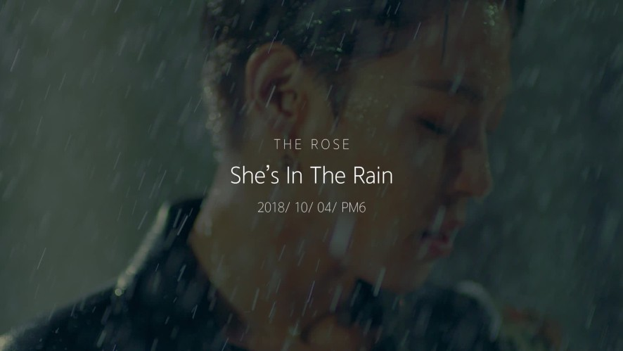 [THE ROSE] WooSung MV TEASER [DAWN]2ND MINI ALBUM