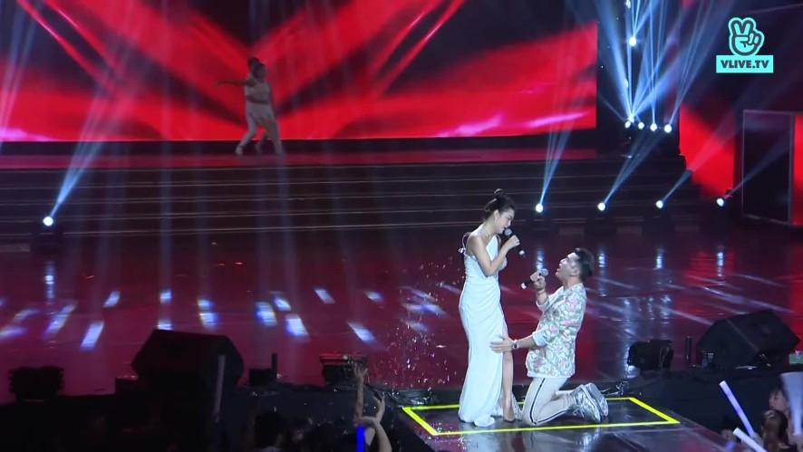 Ưng Hoàng Phúc & Phạm Quỳnh Anh - Điều gì đến sẽ đến & Nếu ta còn yêu nhau - V HEARTBEAT LIVE SEP