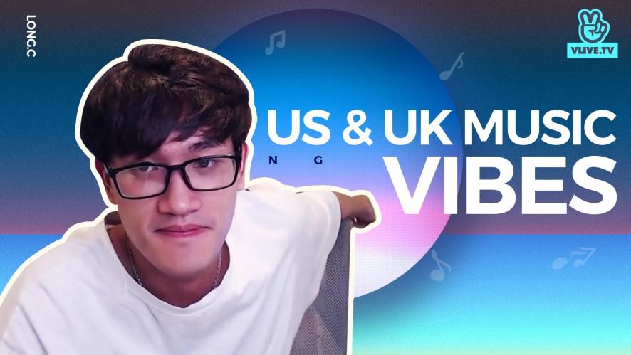 LONG.C | US & UK music vibes
