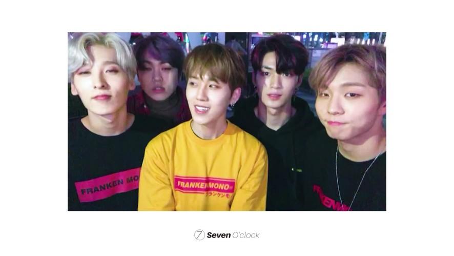 [세븐어클락(SEVENOCLOCK)] Seven O' clock 2nd 게릴라 콘서트 예고편