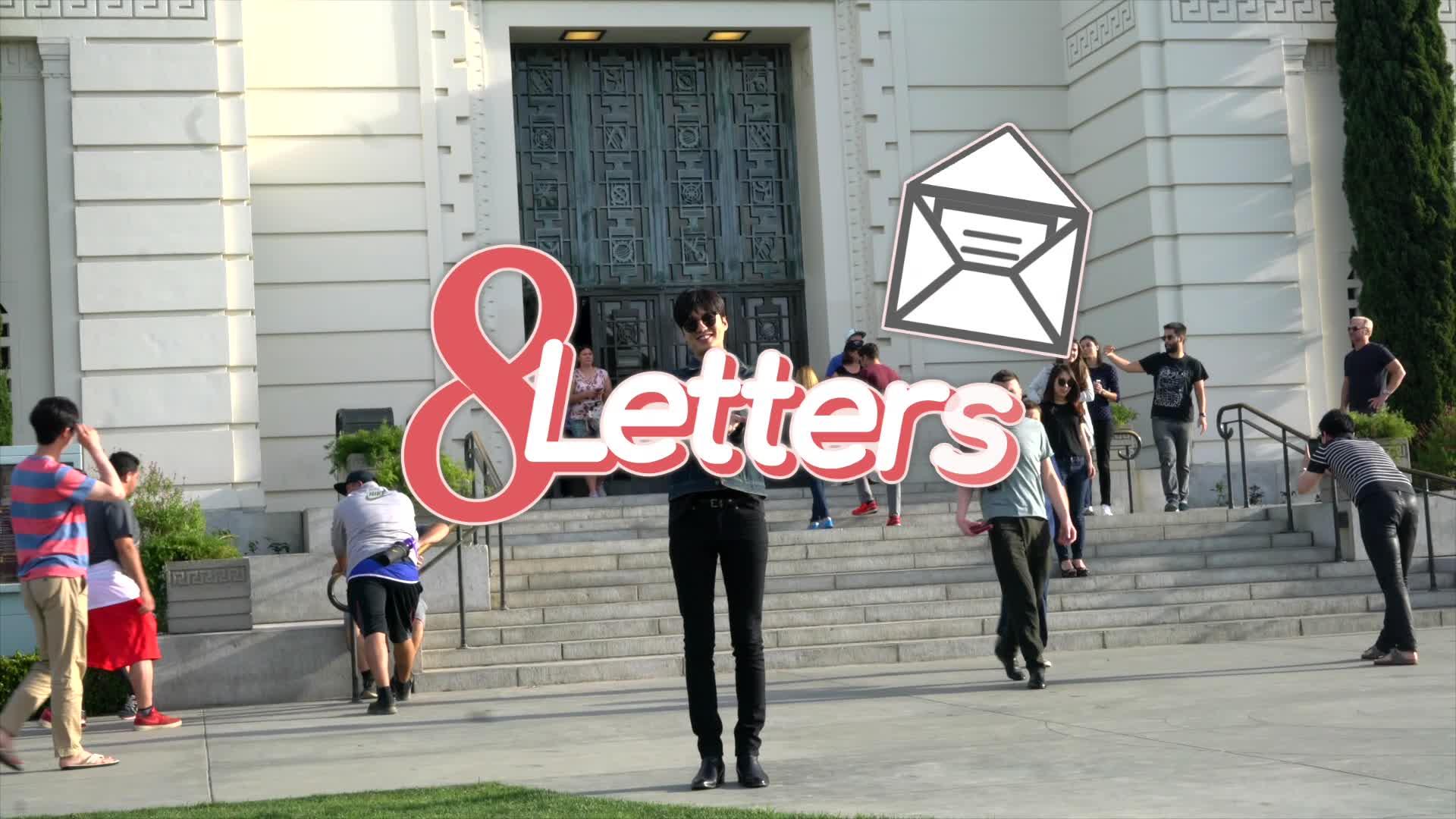[LEEE MIN HO] 8 Letters #Teaser. 2