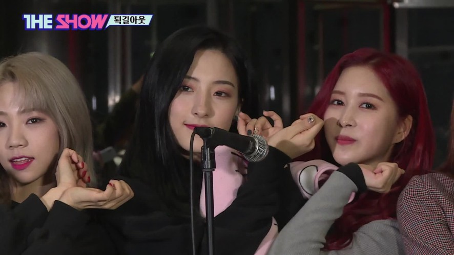 SBS MTV <더쇼> 퇴근길 라이브!