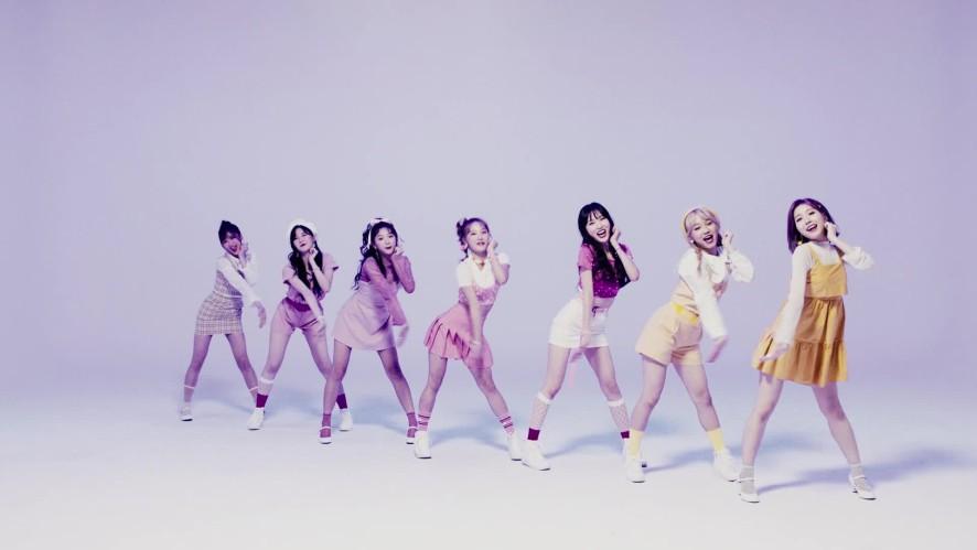 립버블 - 옐로 핑크 [Dance Practice]