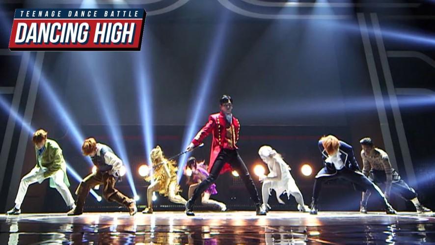 [무편집/팀배틀] 호야팀 단체 무대 <댄싱하이> / DancingHigh @KBS2 Fri 11:10 PM