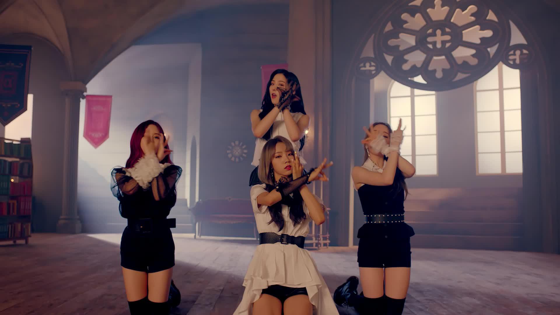 [Performance MV] 우주소녀(WJSN) - 부탁해(SAVE ME,SAVE YOU)