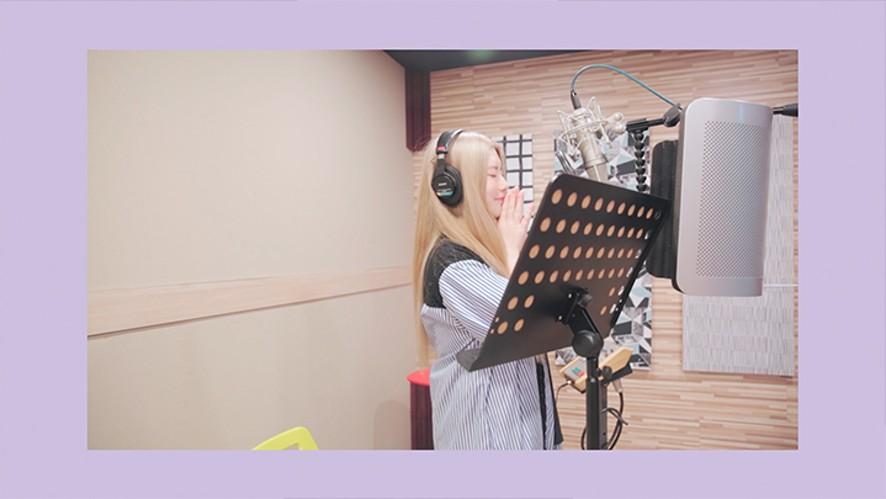 [Iris] VLOG #18 지금이라도 녹음 현장 비하인드 / 녹음할때 아이리스는..? : BTS Recording New Single