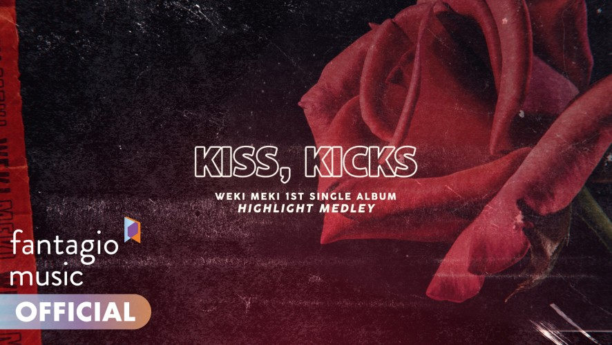 Weki Meki 위키미키 - 1st Single Album 'KISS, KICKS' Highlight Medley