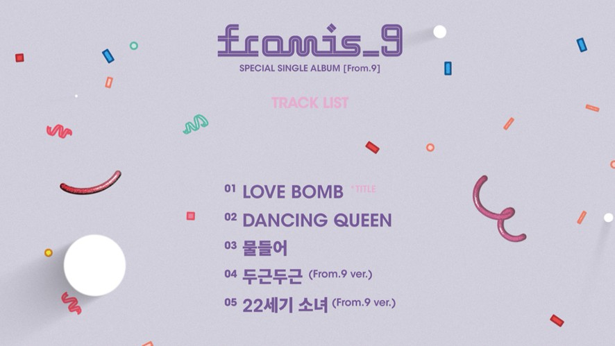 프로미스나인 (fromis_9) - Special Single Album [From.9] Highlight Medley
