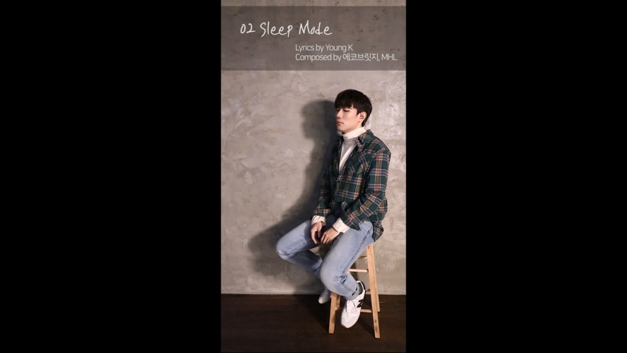 "낙준 (버나드 박) <Still...> Live Lyric Clip ② ""Sleep Mode"""