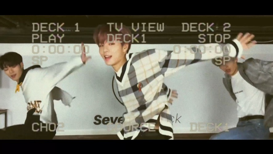 [세븐어클락(SEVENOCLOCK)] Seven O'clock 'Nothing Better' Dance Practice Video Teaser