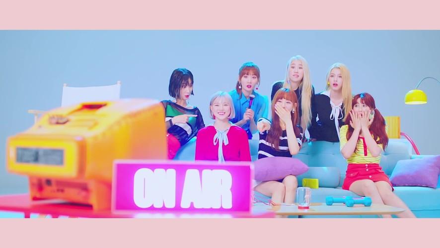 """위걸스 데뷔곡 """"ON AIR"""" 뮤직비디오"""