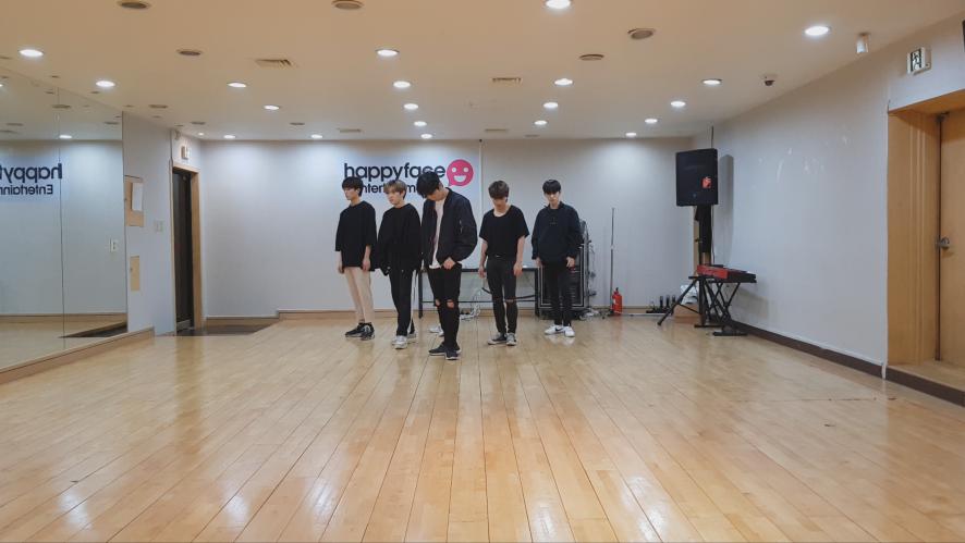 [HNB] 'Cherry Bomb' Dance Practice(원곡: NCT 127)