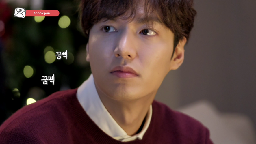 [LEE MIN HO] 8 Letters #EP1. Thank you (고마워요)