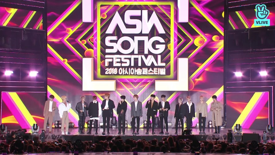 [Replay] 2018 ASIA SONG FESTIVAL DAY 2