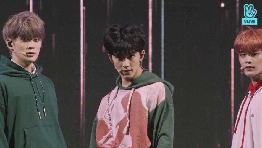 """NCT 127 - 'Cherry Bomb' @2018 코리아세일페스타 전야제 """"Shopper's Fun Night"""""""