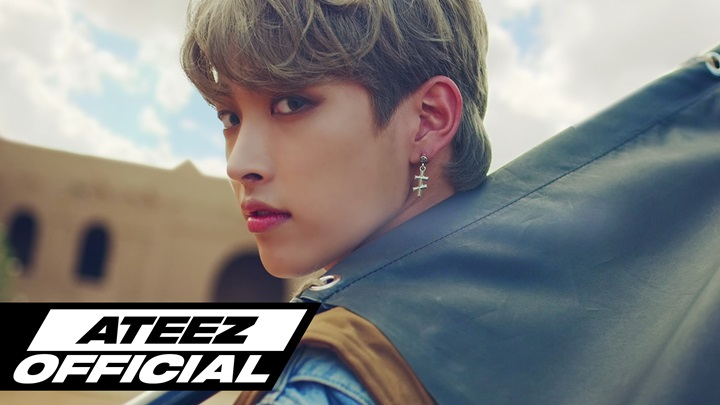 ATEEZ(에이티즈) TREASURE EP.1 : All To Zero Teaser '홍중(HONGJOONG)'