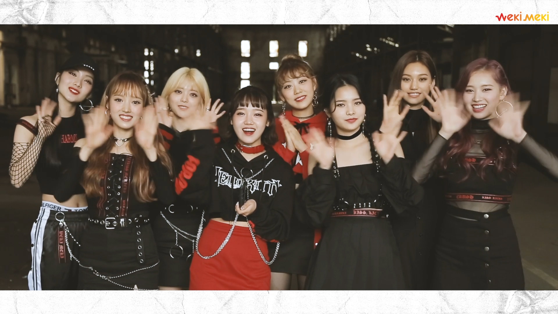 Weki Meki 위키미키 - 1st Single Album 발매 기념 Greeting to KILING