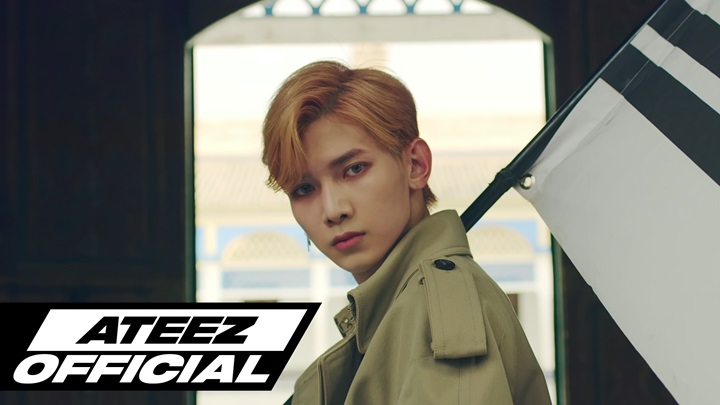 ATEEZ(에이티즈) TREASURE EP.1 : All To Zero Teaser '여상(YEOSANG)'