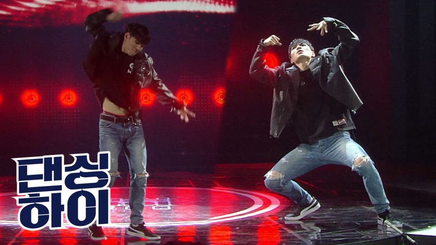 [무편집/팀배틀] 이기광팀 유닛 무대 <댄싱하이> / DancingHigh @KBS2 Fri 11:10 PM