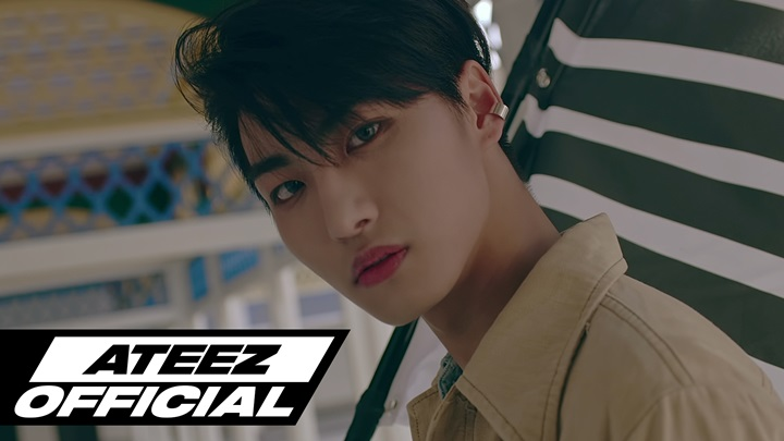 ATEEZ(에이티즈) TREASURE EP.1 : All To Zero Teaser '성화(SEONGHWA)'