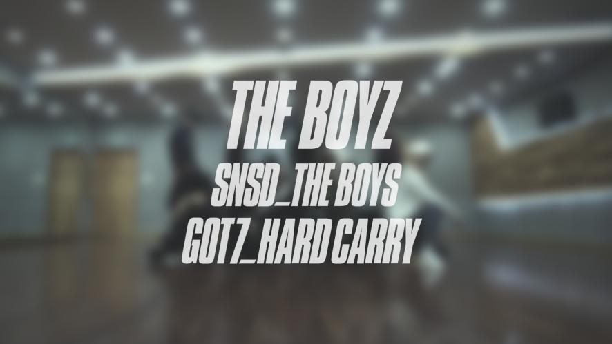 더보이즈(THE BOYZ) 'The Boys + 하드캐리' DANCE PRACTICE VIDEO
