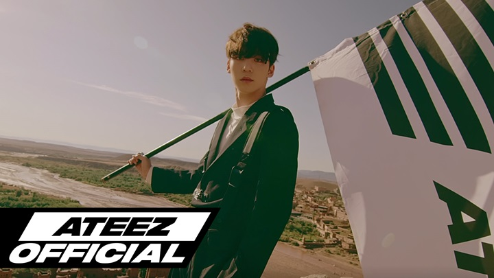 ATEEZ(에이티즈) TREASURE EP.1 : All To Zero Teaser '윤호(YUNHO)'