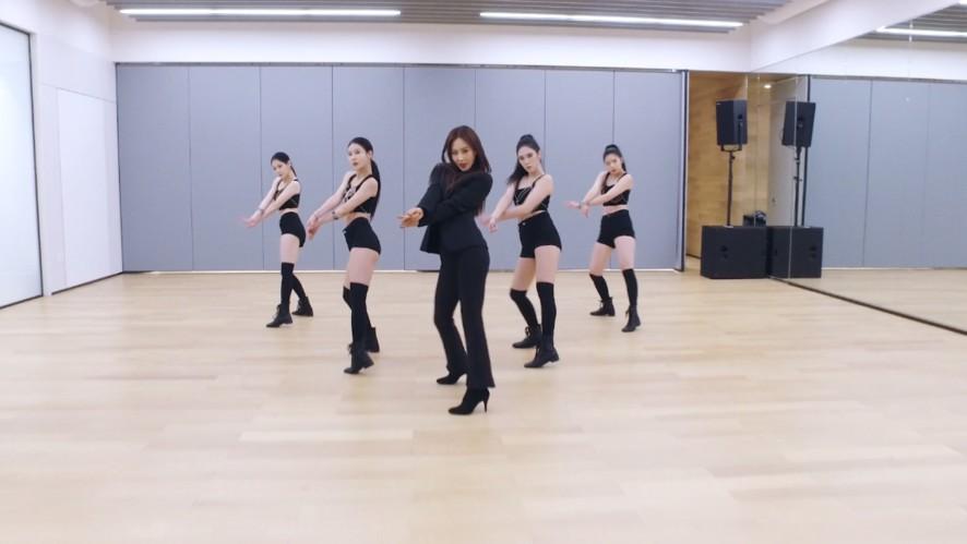 YURI 유리 '빠져가 (Into You)' Dance Practice