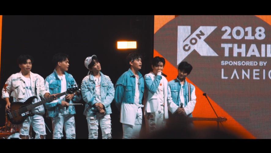 TheEastLight.(더 이스트라이트) - KCON 2018 THAILAND Behind The Scenes Video