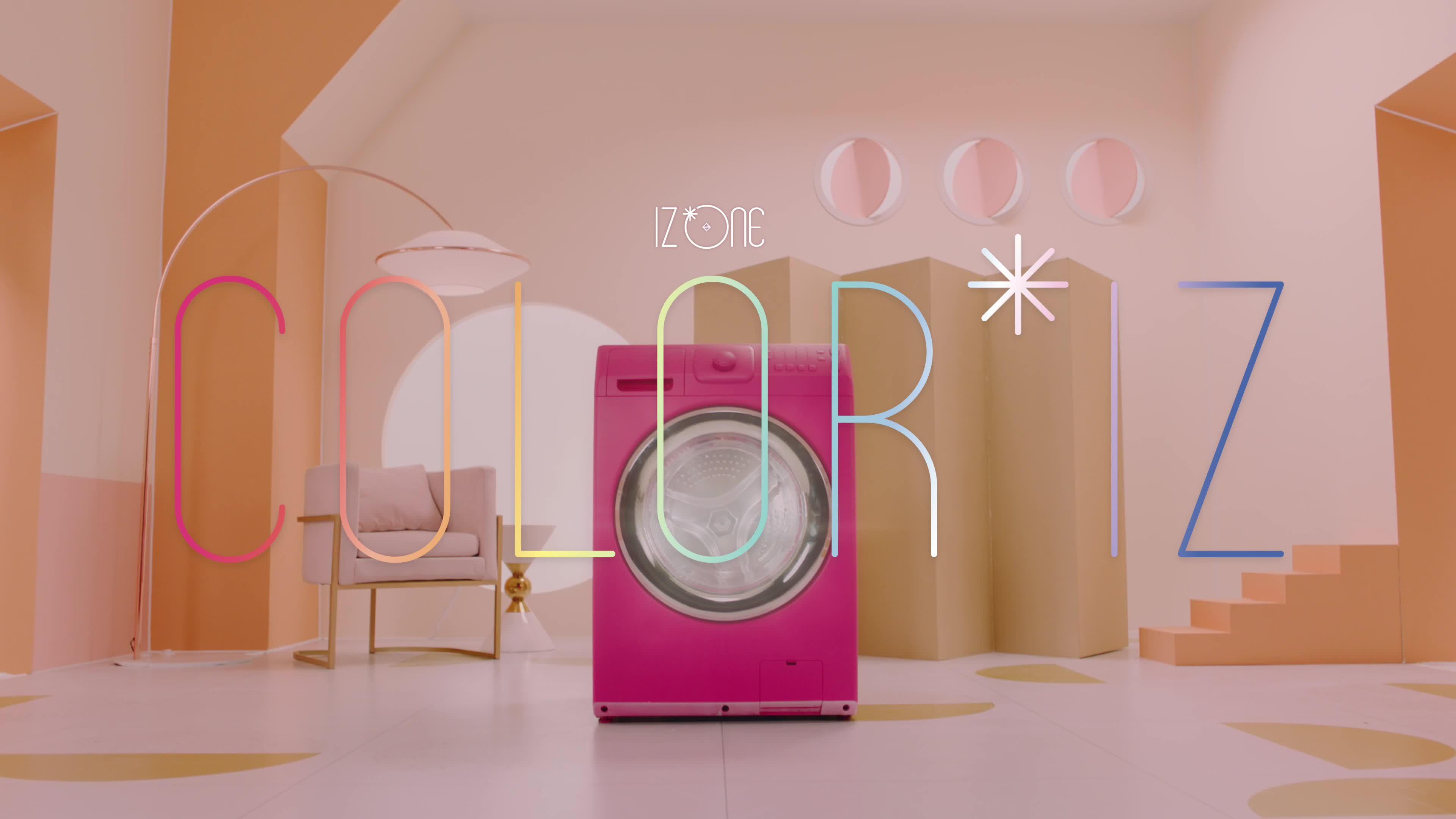 [V 독점] IZ*ONE (아이즈원) Concept Trailer : What IZ your color?