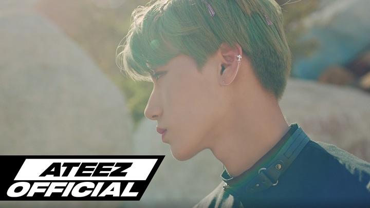 ATEEZ(에이티즈) TREASURE EP.1 : All To Zero Teaser '산(SAN)'