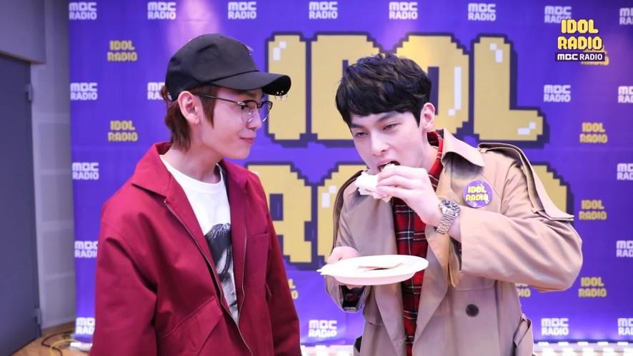 [뽀짝포착] ep10 BEHIND 룽디의 샌드위치 시식대첩