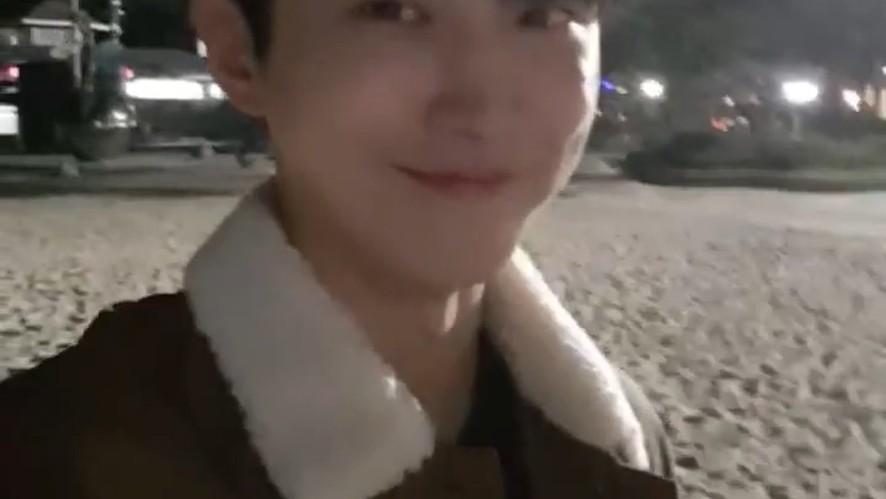 진영 가을바다 산책 라이브