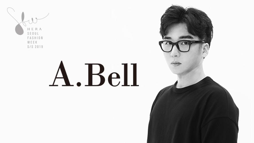 [동아컬렉션] 헤라서울패션위크 19SS_A.BELL