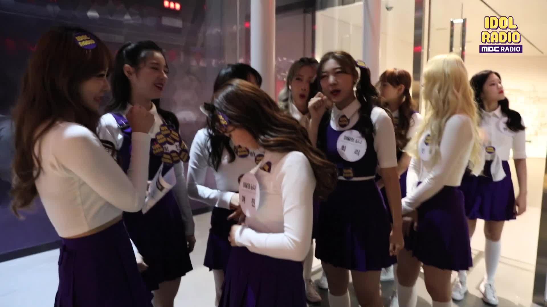 [뽀짝포착] ep11 BEHIND 이달의소녀 짜란다짜란다짜란~다~