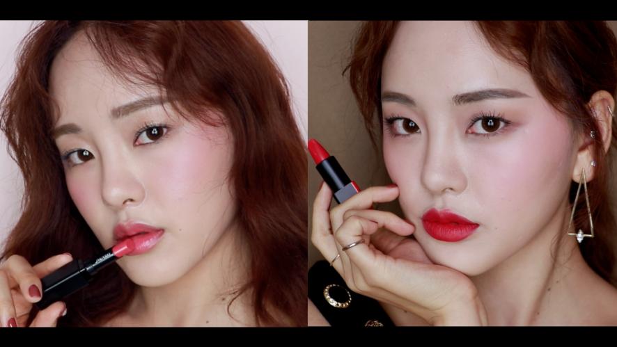 [엠마뷰티 EMMABEAUTY] 청하의 두 가지 반전 가을 메이크업 with Shiseido  AutumnMakeup